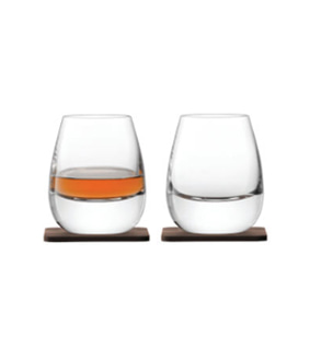 LSA Whisky Tumblers & Coasters