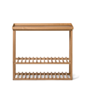 Wireworks Hello Storage Console Table